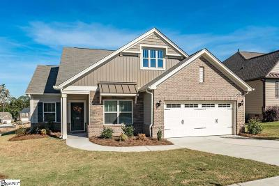 Simpsonville Single Family Home For Sale: 132 Damascus