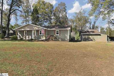 Taylors Single Family Home For Sale: 205 Wofford