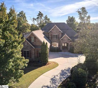 Simpsonville Single Family Home For Sale: 421 Kingsgate