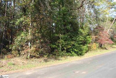 Travelers Rest Residential Lots & Land Contingency Contract: 46 Glen Springs