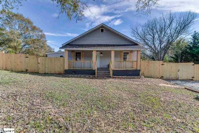 Taylors Single Family Home For Sale: 9 Jonquil