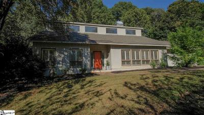 Greenville County Single Family Home Contingency Contract: 75 Regent