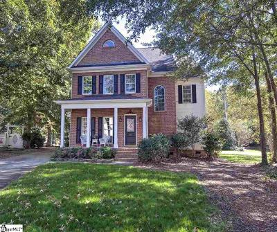 Greenville Single Family Home For Sale: 4 Cupola