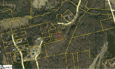 Easley Residential Lots & Land For Sale: Ballard Hill