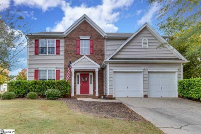 Greenville County Single Family Home Contingency Contract: 101 Barley Barn