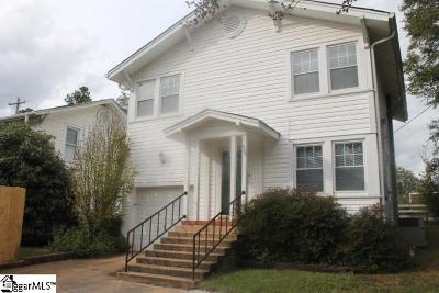 Easley Single Family Home For Sale: 403 East A