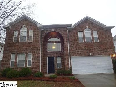 Simpsonville Rental For Rent: 10 Old Tree