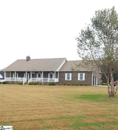 Woodruff Single Family Home For Sale: 1901 Sharon