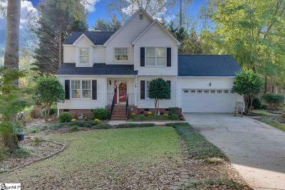 Greenville County Single Family Home For Sale: 3 Elias