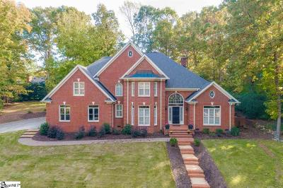 Greer Single Family Home For Sale: 7 Belfrey