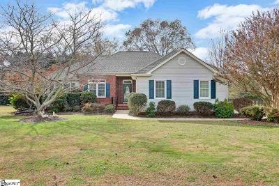 Greer Single Family Home Contingency Contract: 221 Faye