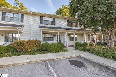 Greenville Rental For Rent: 408 Townes #Unit 11