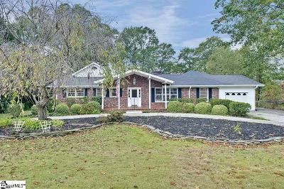 Greenville Single Family Home For Sale: 6 Shannon