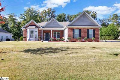 Piedmont Single Family Home For Sale: 115 Marehaven