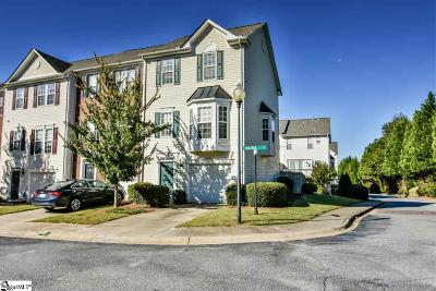 Mauldin Condo/Townhouse Contingency Contract: 100 Braxton