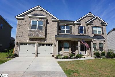 Greer Single Family Home For Sale: 548 Allenton