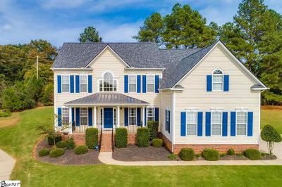 Easley Single Family Home Contingency Contract: 117 Creedmore