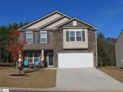Anderson Single Family Home For Sale: 21 Ravencrest