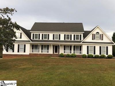 Easley Single Family Home For Sale: 101 Wren Crossing