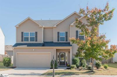 Simpsonville Single Family Home For Sale: 5 Sheepscot