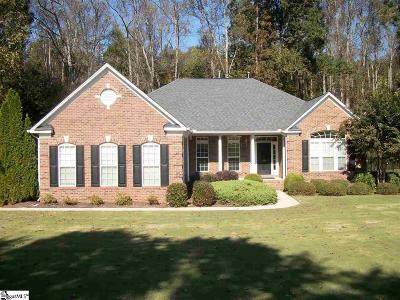 Fountain Inn Single Family Home For Sale: 149 Hartwick