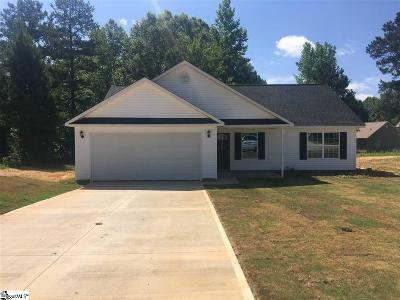 Laurens Single Family Home For Sale: 308 Alexander