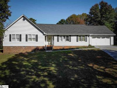 Mauldin Single Family Home Contingency Contract: 116 Teal