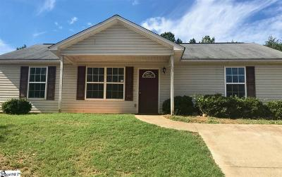 Greenville Single Family Home For Sale: 105 Backwater