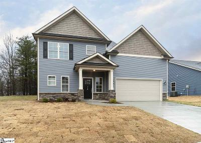 Greer Single Family Home For Sale: 113 Palmetto Valley