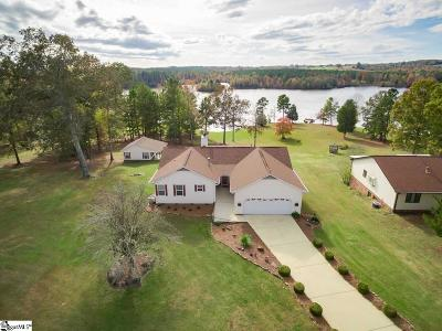 Laurens Single Family Home Contingency Contract: 512 W Peninsula