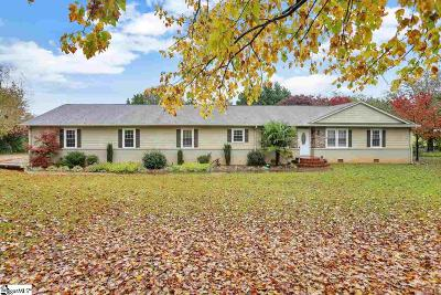 Taylors Single Family Home For Sale: 3206 Locust Hill
