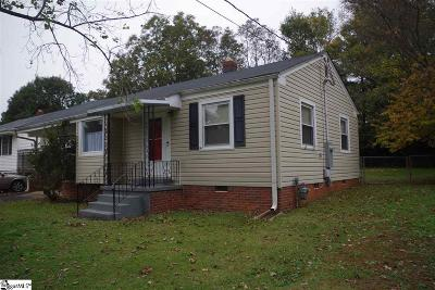 Greenville Single Family Home For Sale: 13 Maryland