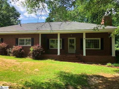 Laurens Single Family Home For Sale: 3280 Highway 221 South