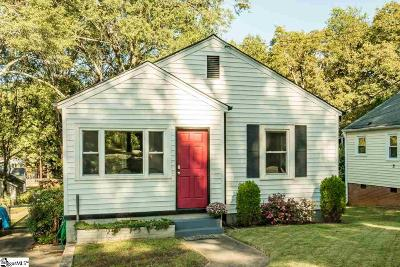 Overbrook Single Family Home For Sale: 107 Dixie