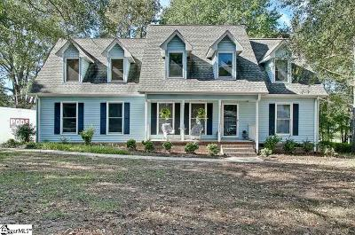 Simpsonville Single Family Home For Sale: 203 Spring Meadow