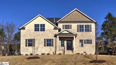 Greenville County Single Family Home For Sale: 129 Scalybark