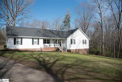 Easley Single Family Home For Sale: 113 Stone Hedge