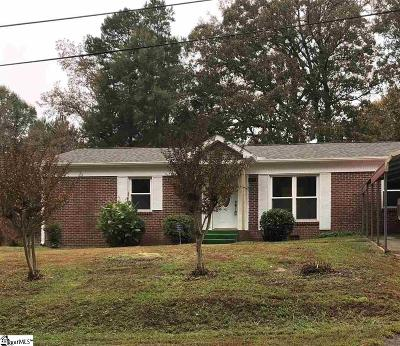 Clinton Single Family Home For Sale: 109 Rose Hill