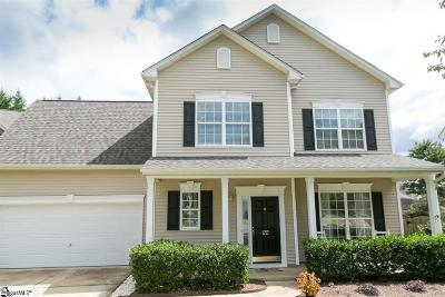 Greenville County Single Family Home For Sale: 22 Sunfield