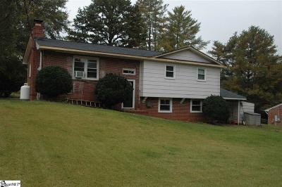 Greenville County Single Family Home For Sale: 1127 Farrs Bridge