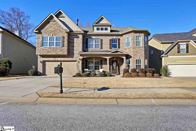 Simpsonville Single Family Home Contingency Contract: 384 Strasburg
