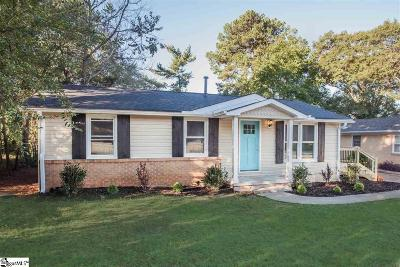 Greenville Single Family Home For Sale: 32 Allendale