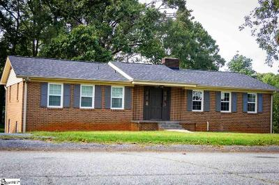 Spartanburg Single Family Home For Sale: 423 Farnsworth