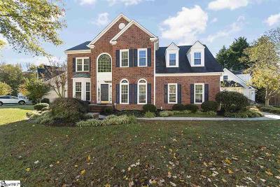 Simpsonville Rental For Rent: 2 Big Oak