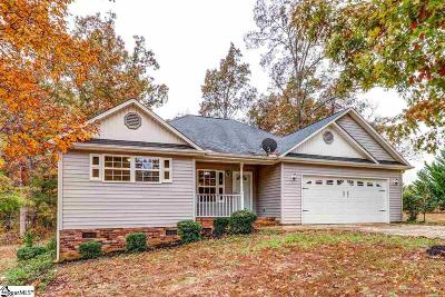 Travelers Rest Single Family Home For Sale: 2 Wildberry