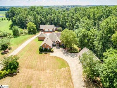 Greer Single Family Home For Sale: 410 Bernice Snow