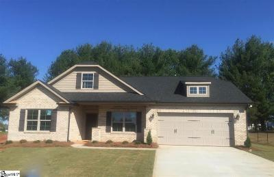 Inman Single Family Home For Sale: 336 E Story Bush