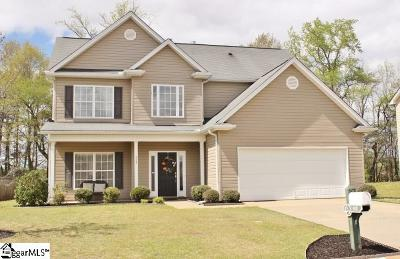 Boiling Springs Single Family Home For Sale: 403 Slate
