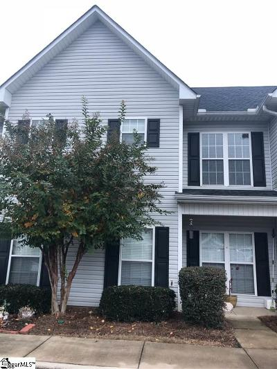 Mauldin Condo/Townhouse For Sale: 4 Ridgestone