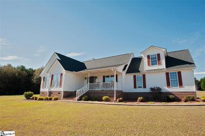 Travelers Rest Single Family Home For Sale: 164 Loftis